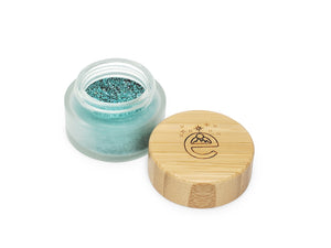 Plant Based Biodegradable Glitter EARTHSHINE Turquoise