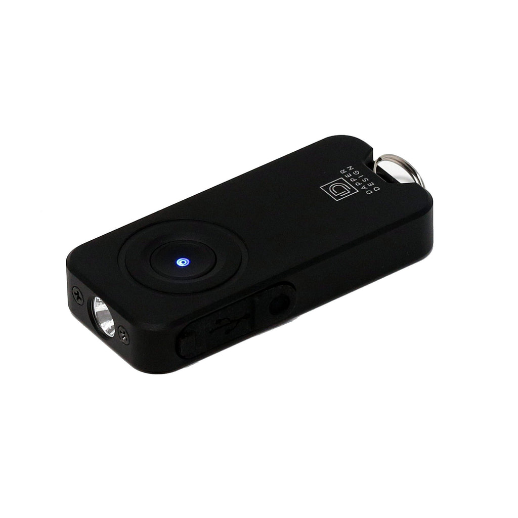 TL MICRO: Ultra-Compact LED Keychain Touch-Sensor Flashlight Dapper Design, LLC