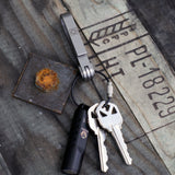 KLIP: Titanium Knife & EDC Suspension Hook - Dapper Design, LLC