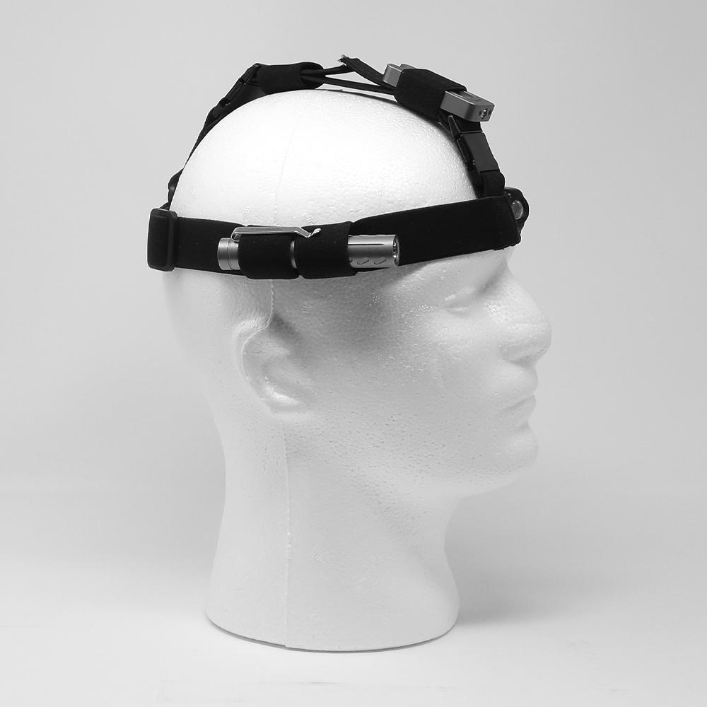 Adjustable Universal Headlamp Strap