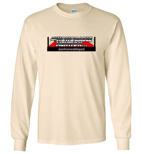 AHM Long Sleeve Logo T-Shirt