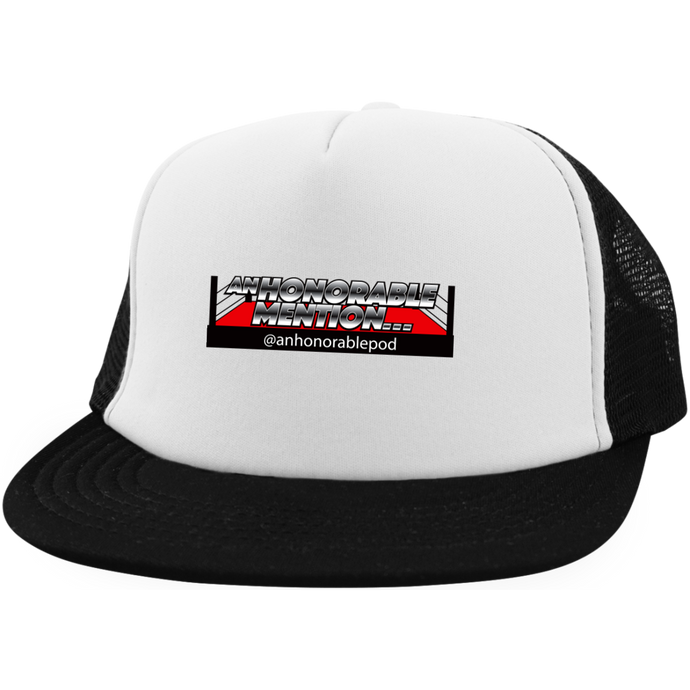 AHM Logo Trucker Hat with Snapback