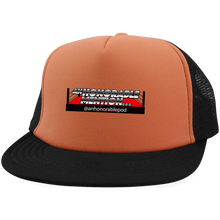 Load image into Gallery viewer, AHM Logo Trucker Hat with Snapback