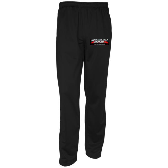 AHM Logo Warm Up Track Pants