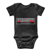 Load image into Gallery viewer, AHM Logo Baby Onesie Bodysuit