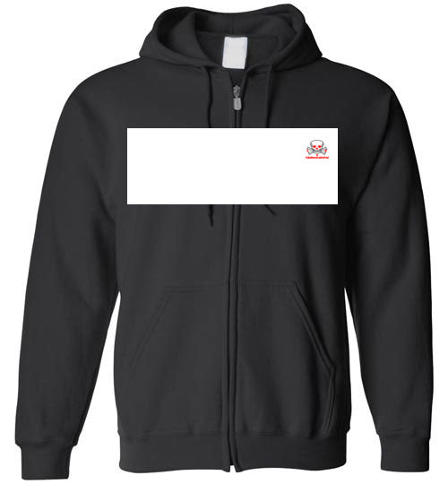 Tribute to the Trainer Zip-Up Hoodie
