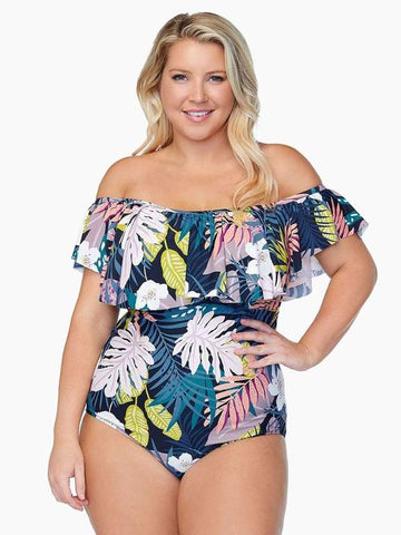 TORTUGA One-Piece In Black Stone