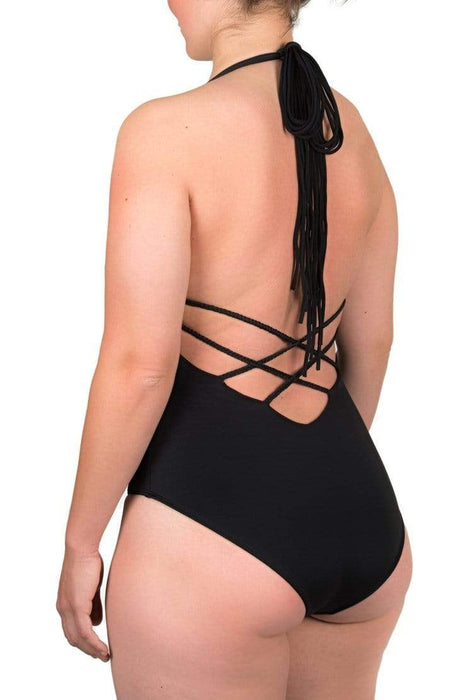 Anini Swimwear Hilo In Black