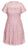 City Chic Lace Ravish Dress - rosebud