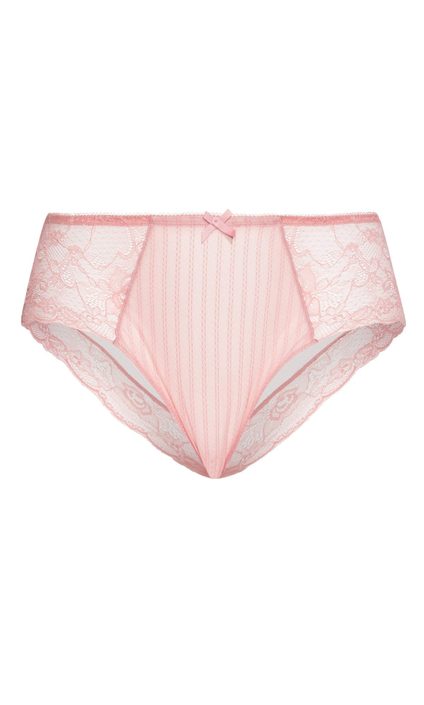 City Chic Lorena Shorty - pink