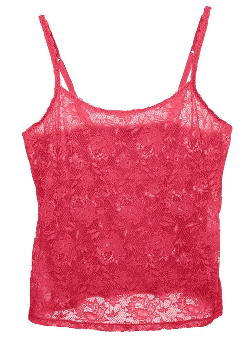 Cosabella Never Say Never Lace Camisole - Garnet 1X