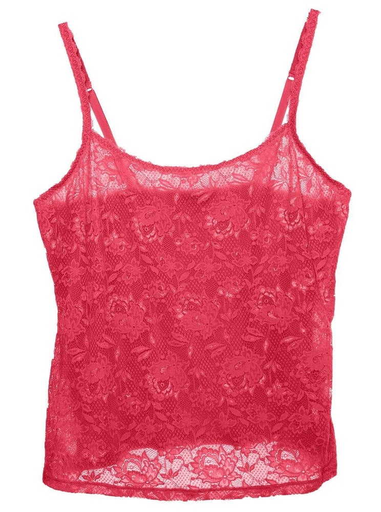 Cosabella Never Say Never Lace Camisole - Garnet
