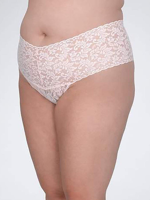Hanky Panky Retro Thong - Bliss Pink One Size