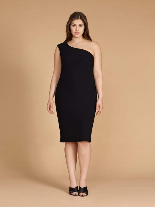 InLove by Marina Bulatkina ICELAND DRESS - BLACK