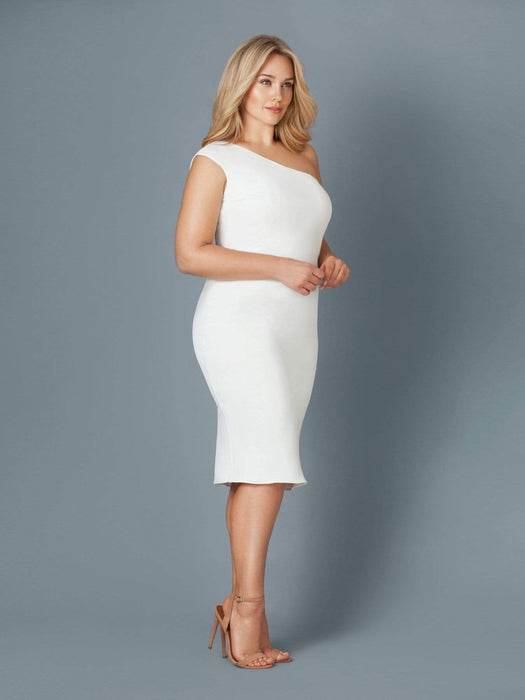 InLove by Marina Bulatkina ICELAND DRESS - WHITE