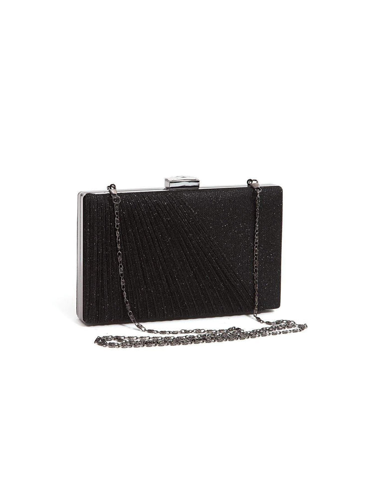 Lady Couture Suzie Bag in Black Black / O/S