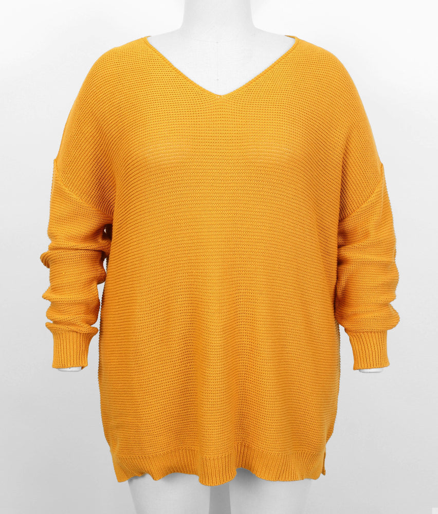 Nass-Eau Sweater with Drop Shoulder