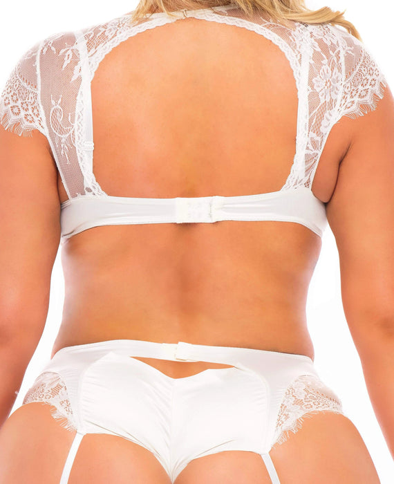 Oh La La Cheri Ysabel Set-Whisper White