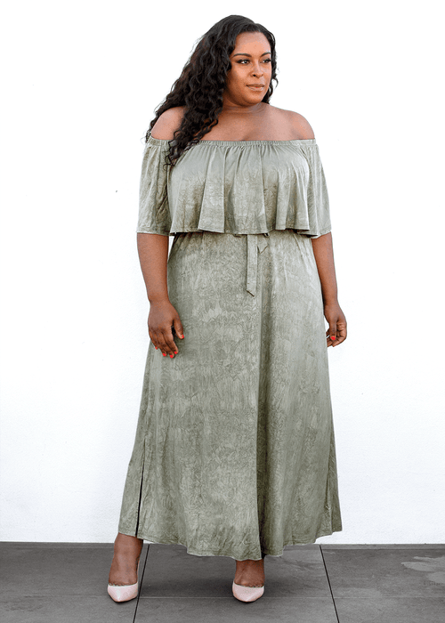 Sealed With A Kiss Morgan Maxi Dress