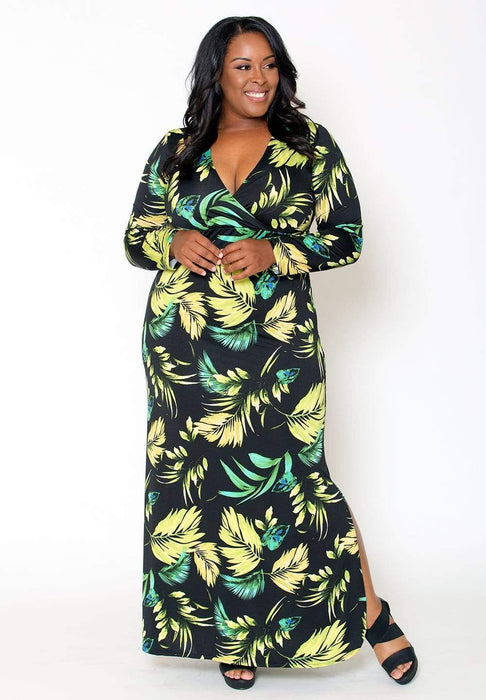 Sealed With A Kiss Norma Maxi Dress