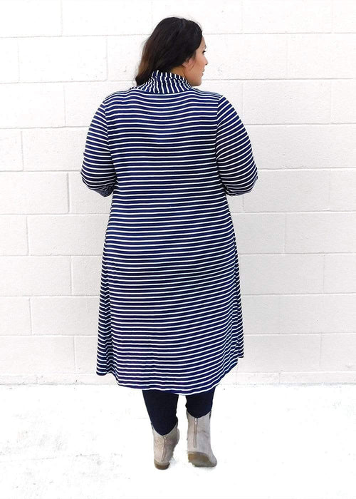 SealedWithAKiss Knit Long Parker Cardigan