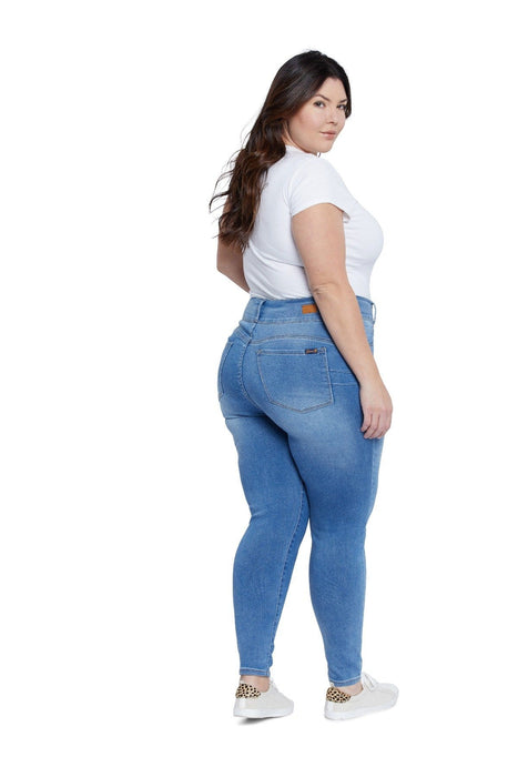 Seven7 High Rise Curvy Legging