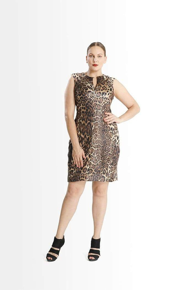 SHEGUL Hale Sleeveless Dress