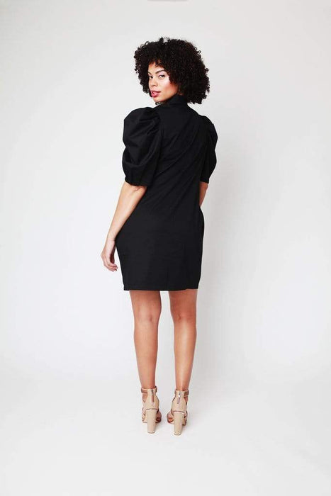Shegul Poplin Elly Dress