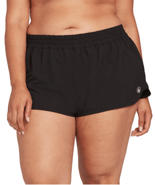 Volcom Simply Solid Boardshorts Black / 12W