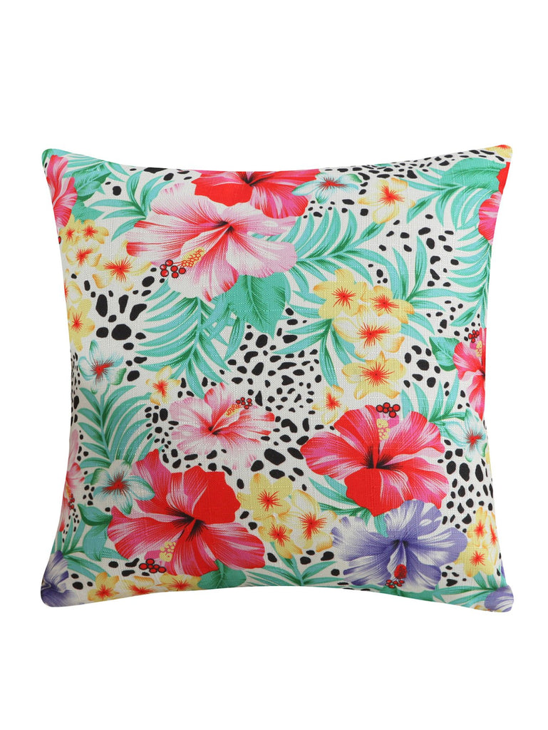 Allover Flower Pillowcase Cover 1PC