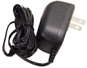 110-220volts Magic Sing Power adapter also for Leadsinger 2000, 3000, and Leadsinger 2 MVK series Microphones.