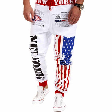 Pants Men Parkour Sport Hip Hop Jogger Harem Outdoor Pantalones Sweatpants