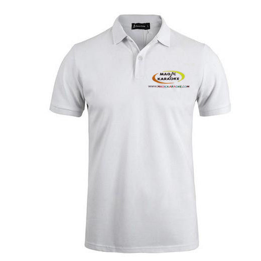 Magic Karaoke Magicsing Embroidered Polo Shirt