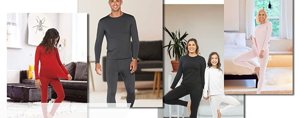 Thermal Underwear VS Long Johns: Is there a difference?