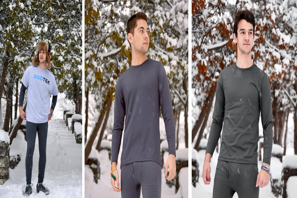 Buy Online Men's Best Thermal Underwear Set