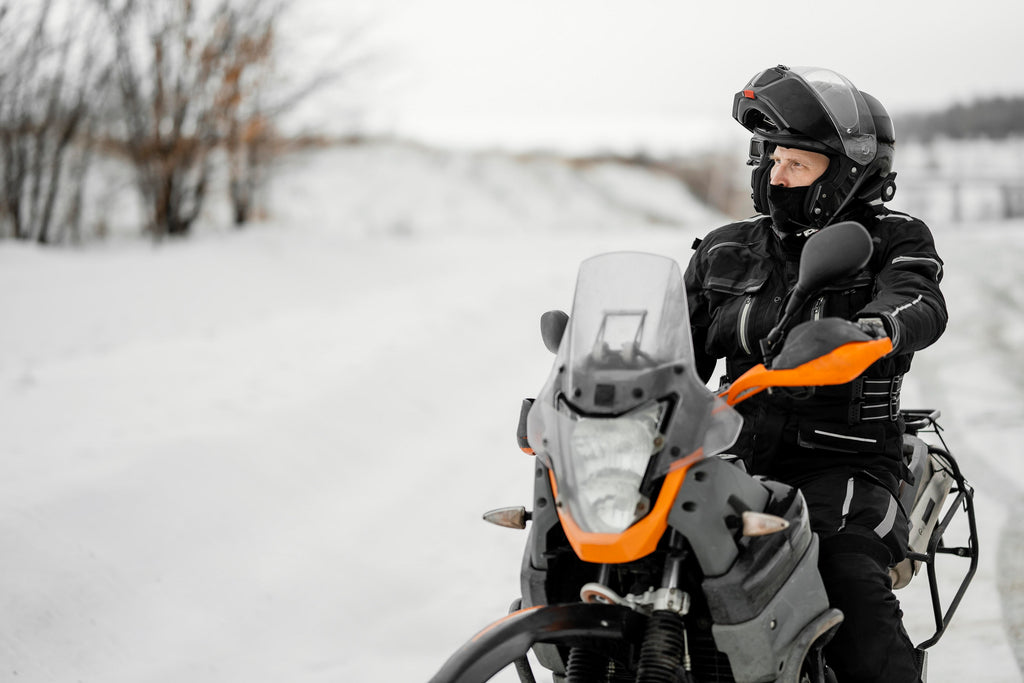 How To Ride Out Safely During The Winter