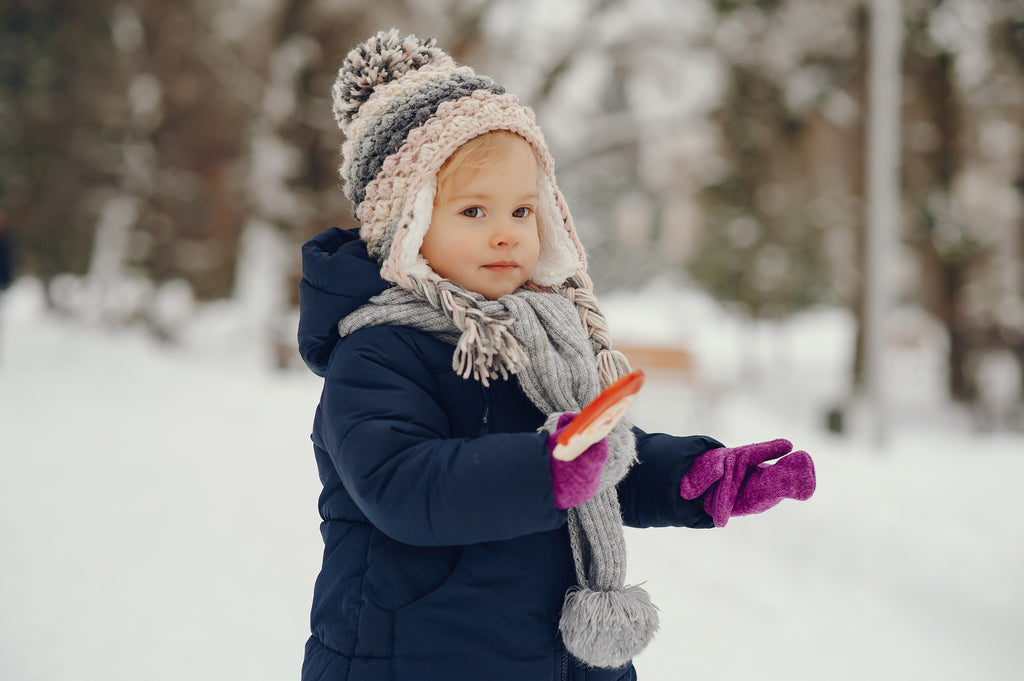 How to Keep Your Kids Warm on the Most Frigid Winter Days