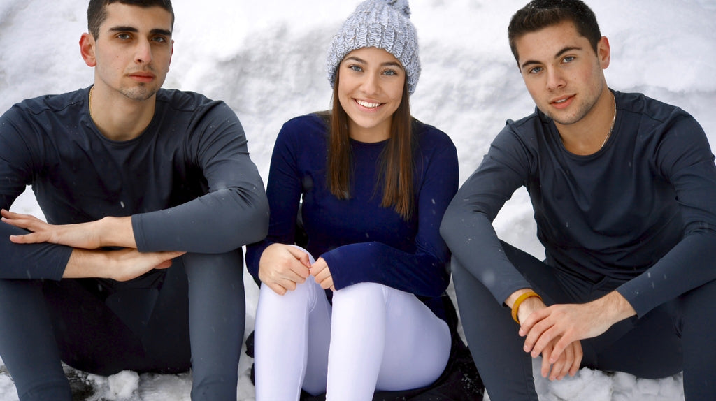 How to Choose the Perfect Thermals for Winter