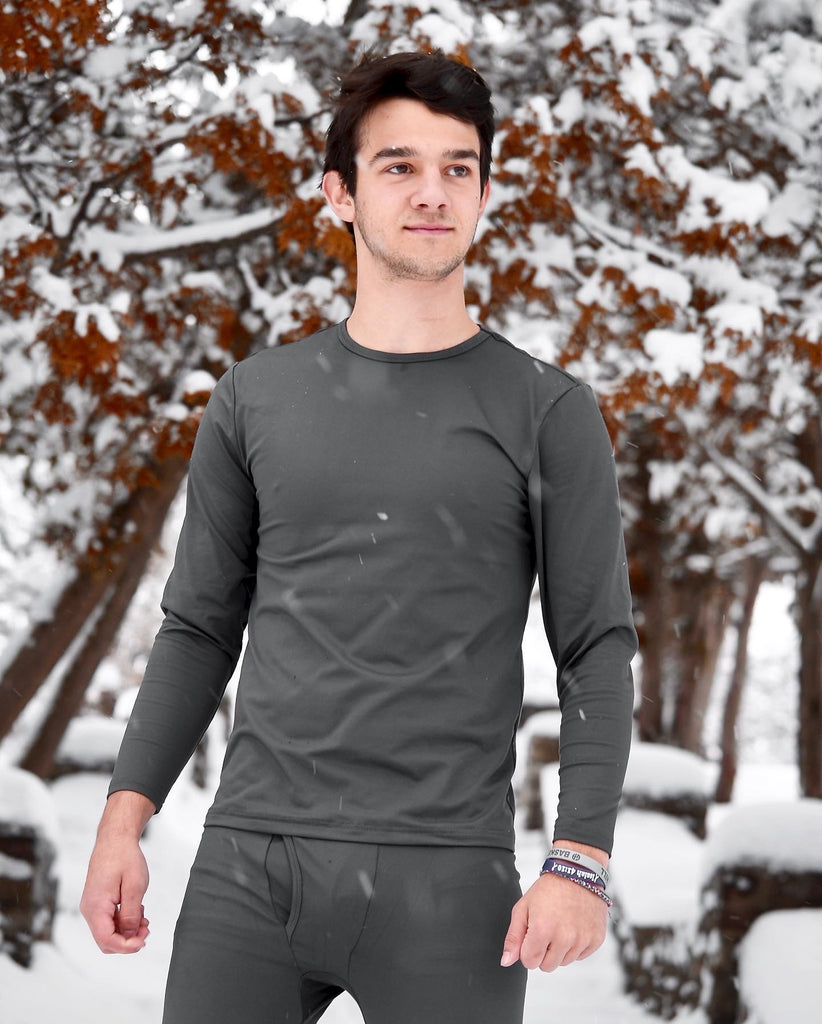 Men's Thermal Underwear for Extreme Cold