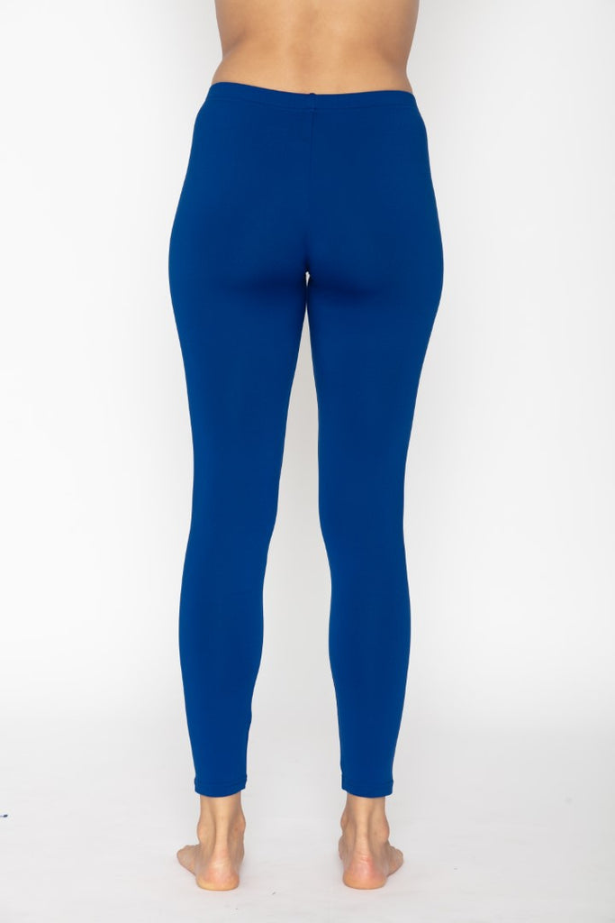 Women's Royal Blue Leggings