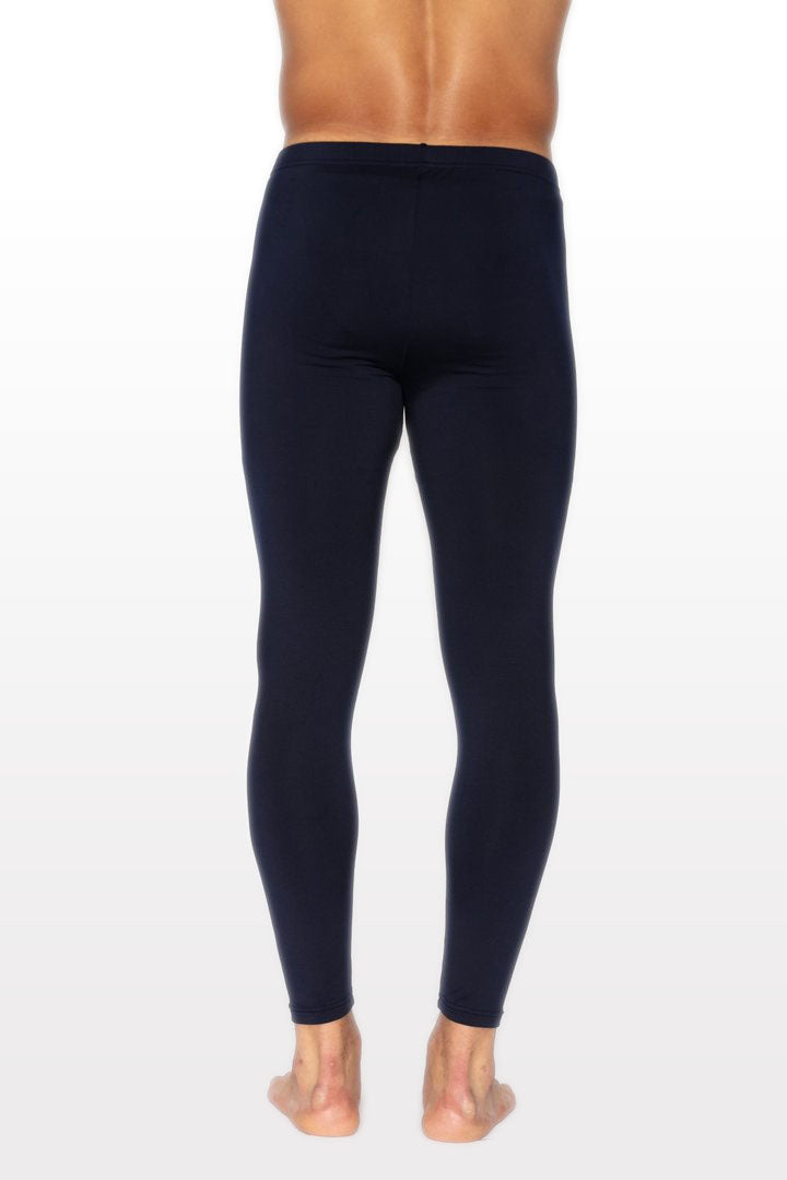 navy thermal bottom