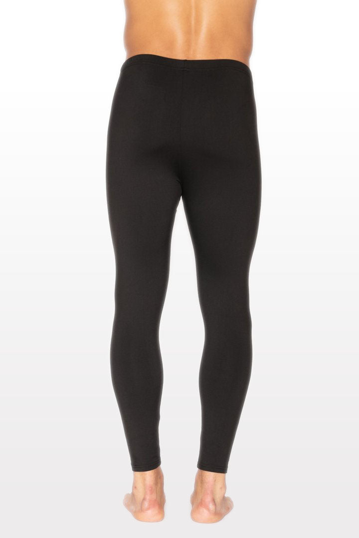 black thermal bottom