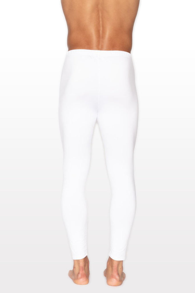 white thermal bottom