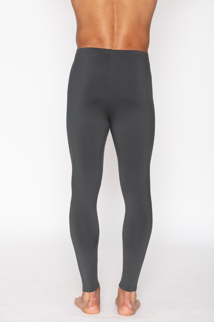 Charcoal Men's Thermal Long John Pants