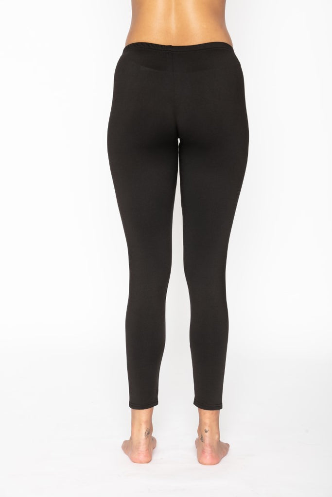 Women's Black Leggings