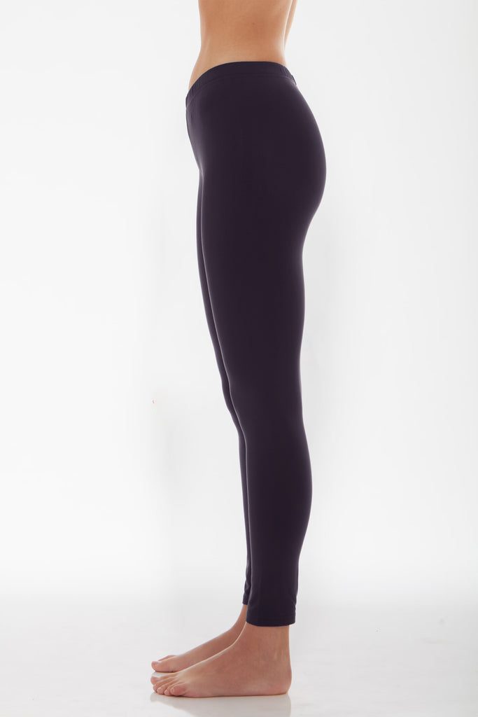 Women's Thermal Navy Leggings