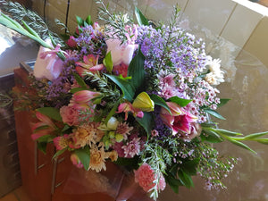 Soft Pinks Floral Arrangements