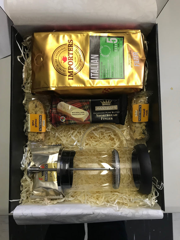Coffee Plunger Gift Hamper