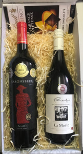 Red & White Wine Hamper