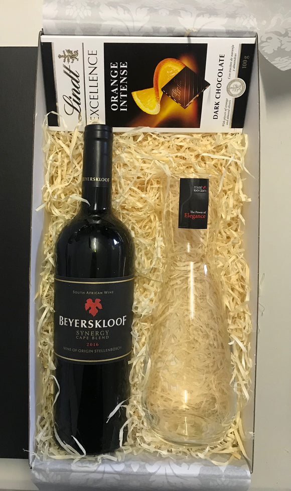 Red Wine & Carafe Hamper (Beyerskloof)